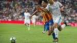 Real Madrid y Valencia empataron 2-2 en el Santiago Bernabéu - Noticias de autor del disparo