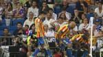 Real Madrid sufre: Kondogbia marcó el 2-1 y silenció el Bernabéu - Noticias de geoffrey kondogbia