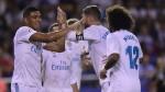 Real Madrid debutó en la Liga con goleada 3-0 sobre el Deportivo La Coruña - Noticias de reto de campeones