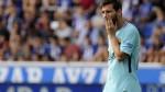 Barcelona: Lionel Messi y el penal que falló ante Alavés - Noticias de alavés