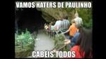 Paulinho protagonizó los memes que dejó la victoria de Barcelona en Getafe - Noticias de choque