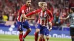 Griezmann marcó el primer gol de la historia del Wanda Metropolitano - Noticias de antoine griezmann
