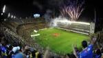 Argentina vs. Perú: así luce el vestuario del visitante en La Bombonera - Noticias de fpf
