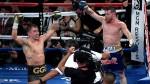 'Canelo' Álvarez vs. Golovkin: la pelea terminó en empate en Las Vegas - Noticias de amb