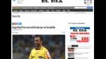 Perú vs. Argentina: así reaccionó la prensa con la designación de Sampaio - Noticias de noticias curiosas