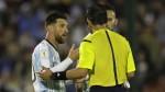 Perú vs. Argentina: estos eran los árbitros que quería la AFA para el duelo - Noticias de uruguay