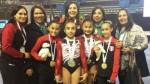 Perú logró dos medallas de oro en el Sudamericano de Gimnasia Artística - Noticias de gimnasia artística