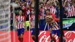 Atlético superó 2-0 al Sevilla y le arrebató la segunda plaza de la Liga - Noticias de luciano vietto