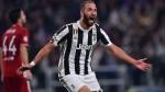 La Juventus derrotó 2-0 al Olympiacos con doblete de Higuaín - Noticias de mario mandzukic