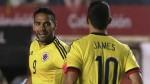 James y Falcao lideran llamado de Colombia para choques ante Paraguay y Perú - Noticias de camila vargas