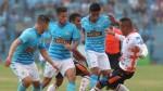 Sporting Cristal cayó ante Ayacucho FC y se hundió en el Torneo Clausura - Noticias de cristal estadio municipal