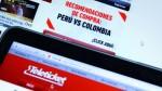 Perú vs. Colombia: Teleticket anunció que se agotaron todas las entradas - Noticias de acampar