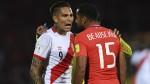 Mister Chip predice que Perú y Chile pelearán por el repechaje - Noticias de chorri palacios