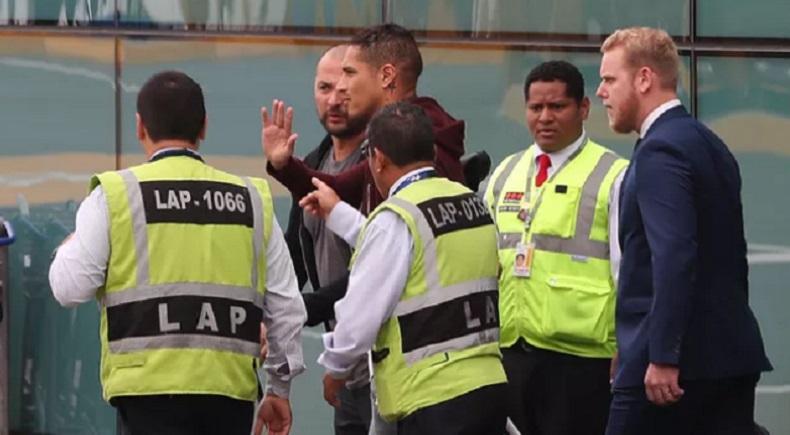 Paolo Guerrero. Foto: EFE