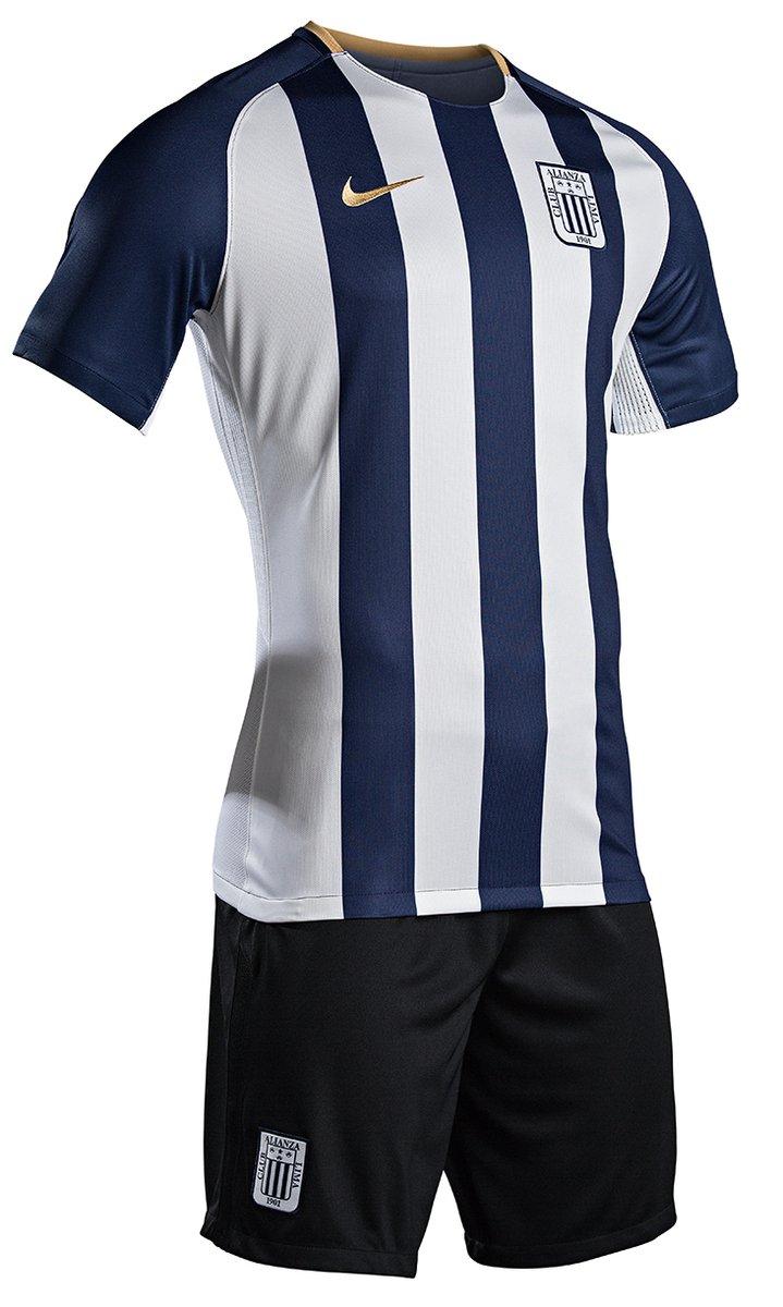 Alianza lima present su camiseta para la temporada 2018 for Cuarto uniforme del america 2018